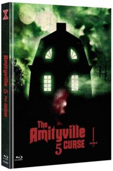 Amityville 5, The - The Curse - Uncut Mediabook Edition  (DVD+blu-ray) (C)