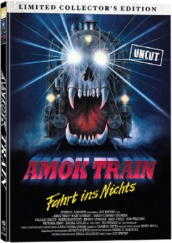 Amok Train - Limited Collectors Edition - Mediabook  (DVD+blu-ray) (C)