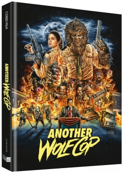 Another WolfCop - WolfCop 2 - Uncut Mediabook Edition  (DVD+blu-ray) (B)