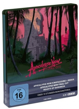 Apocalypse Now - Limited Steelbook Edition  (blu-ray)