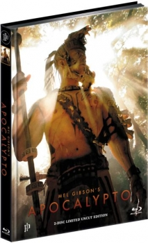 Apocalypto - Limited Mediabook Edition  (DVD+blu-ray) (D)