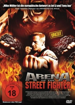 Arena of the Streetfighter