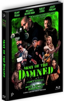Army of the Damned - Willkommen in der Hölle - Limited Mediabook Edition  (DVD+blu-ray) (A)