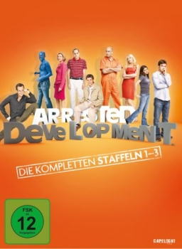 Arrested Development - Die kompletten Staffeln 1-3