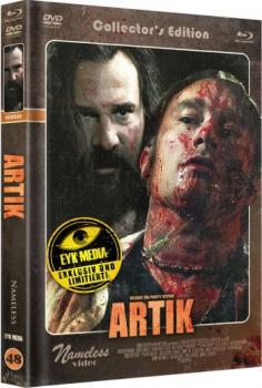 Artik - Serial Killer - Uncut Mediabook Edition  (DVD+blu-ray) (C)