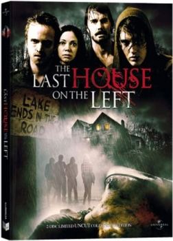 Last House on the Left (2009) - Uncut Mediabook Edition  (DVD+blu-ray) (A)