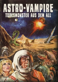 Astro-Vampire - Todesmonster aus dem All