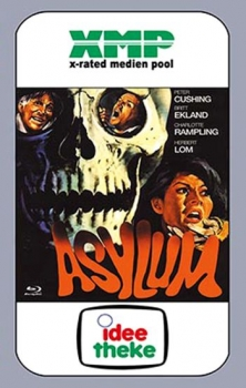 Asylum - Limited Buchbox Edition (DVD+blu-ray) (B)