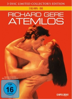 Atemlos - Limited Mediabook Edition  (DVD+blu-ray)