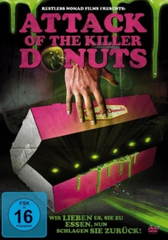 Attack Of The Killer Donuts - Uncut Kinofassung