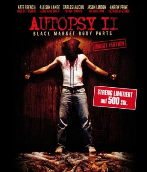 Autopsy 2 - Limited Uncut Edition (blu-ray)