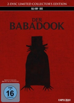 Babadook, Der - Limited Mediabook Edition  (DVD+blu-ray)