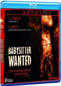 Babysitter Wanted - Uncut Edition (blu-ray)
