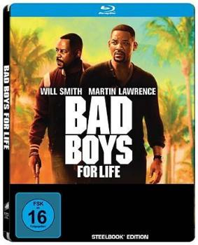 Bad Boys for Life - Limited Steelbook Edition  (blu-ray)