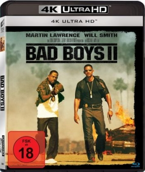 Bad Boys 2  (4K Ultra HD)