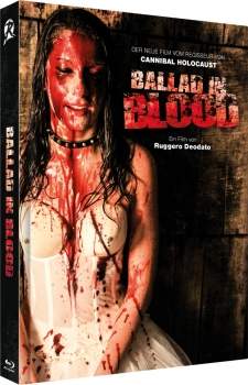 Ballad in Blood - Uncut Mediabook Edition  (DVD+blu-ray) (C)