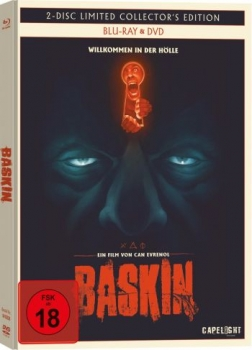 Baskin - Limited Mediabook Edition  (DVD+blu-ray)