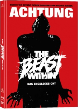Beast Within, The - Das Engelsgesicht - Uncut Mediabook Edition  (DVD+blu-ray) (A)