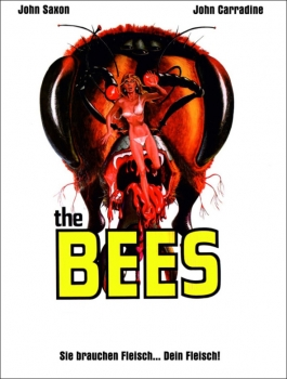 Bees, The - Uncut Mediabook Edition  (DVD+blu-ray) (A)