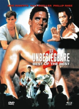 Best of the Best 2 - Der Unbesiegbare - Uncut Mediabook Edition  (DVD+blu-ray) (A)