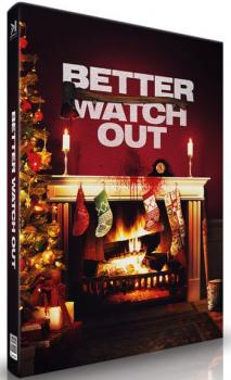 Better Watch Out - Uncut Mediabook Edition  (blu-ray) (A)