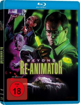 Beyond Re-Animator - Uncut Edition  (blu-ray)