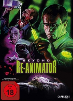 Beyond Re-Animator - Uncut Mediabook Edition  (DVD+blu-ray)