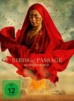 Birds of Passage - Das grüne Gold der Wayuu - Limited Mediabook Edition  (DVD+blu-ray)