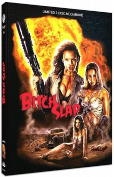 Bitch Slap - Uncut Mediabook Edition  (DVD+blu-ray) (A)