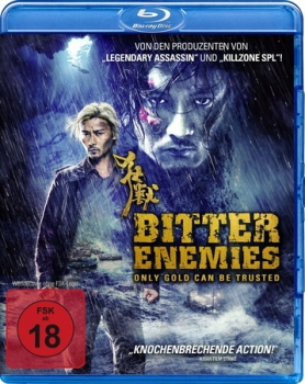 Bitter Enemies  (blu-ray)