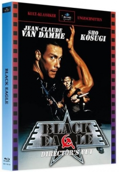 Black Eagle - Uncut Mediabook Edition  (blu-ray) (A)