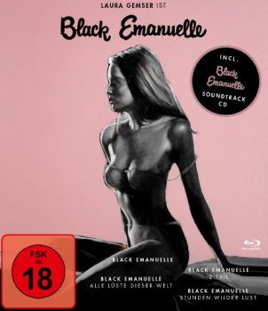 Black Emanuelle - 1-4 Box  (blu-ray)