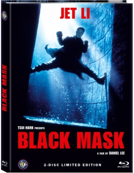 Black Mask - Uncut Mediabook Edition  (DVD+blu-ray) (A)