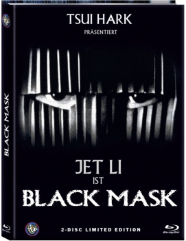 Black Mask - Uncut Mediabook Edition  (DVD+blu-ray) (B)