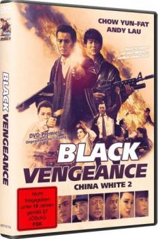 Black Venegeance - China White 2