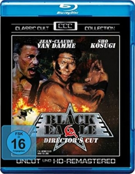 Black Eagle - Classic Cult Collection (blu-ray)