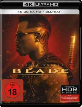 Blade - Uncut Edition  (4K Ultra HD)