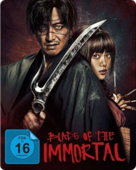 Blade Of The Immortal - Limited Steelbook Edition  (blu-ray)