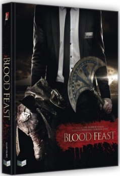 Blood Feast - Blutiges Festmahl - Uncut Mediabook Edition  (DVD+blu-ray) (C)