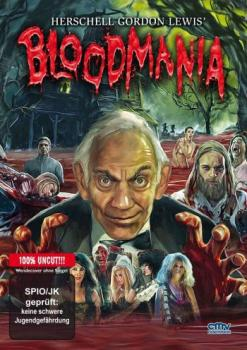 BloodMania - Herschell Gordon Lewis - Uncut Edition