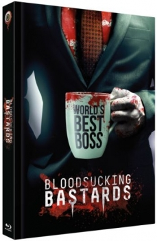 Bloodsucking Bastards - Uncut Mediabook Edition  (DVD+blu-ray) (A)