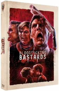 Bloodsucking Bastards - Uncut Mediabook Edition  (DVD+blu-ray) (B)