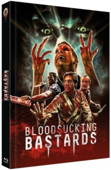 Bloodsucking Bastards - Uncut Mediabook Edition  (DVD+blu-ray) (C)