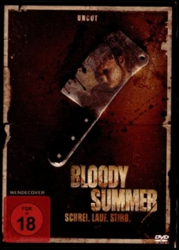 Bloody Summer - Schrei. Lauf. Stirb - Uncut Edition