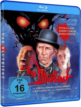 Blutbiest, Das - Limited Edition  (blu-ray)