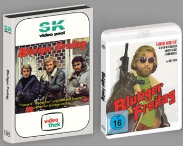 Blutiger Freitag - Limited Hartbox Edition  (blu-ray)