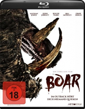 Boar - Uncut Edition (blu-ray)
