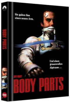Body Parts - Limited Mediabook Edition  (A)