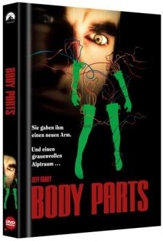 Body Parts - Limited Mediabook Edition  (B)