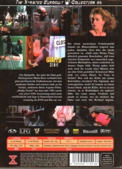 Body Puzzle - Mit blutigen Grüssen  - Eurocult Mediabook Collection (DVD+blu-ray) (A)